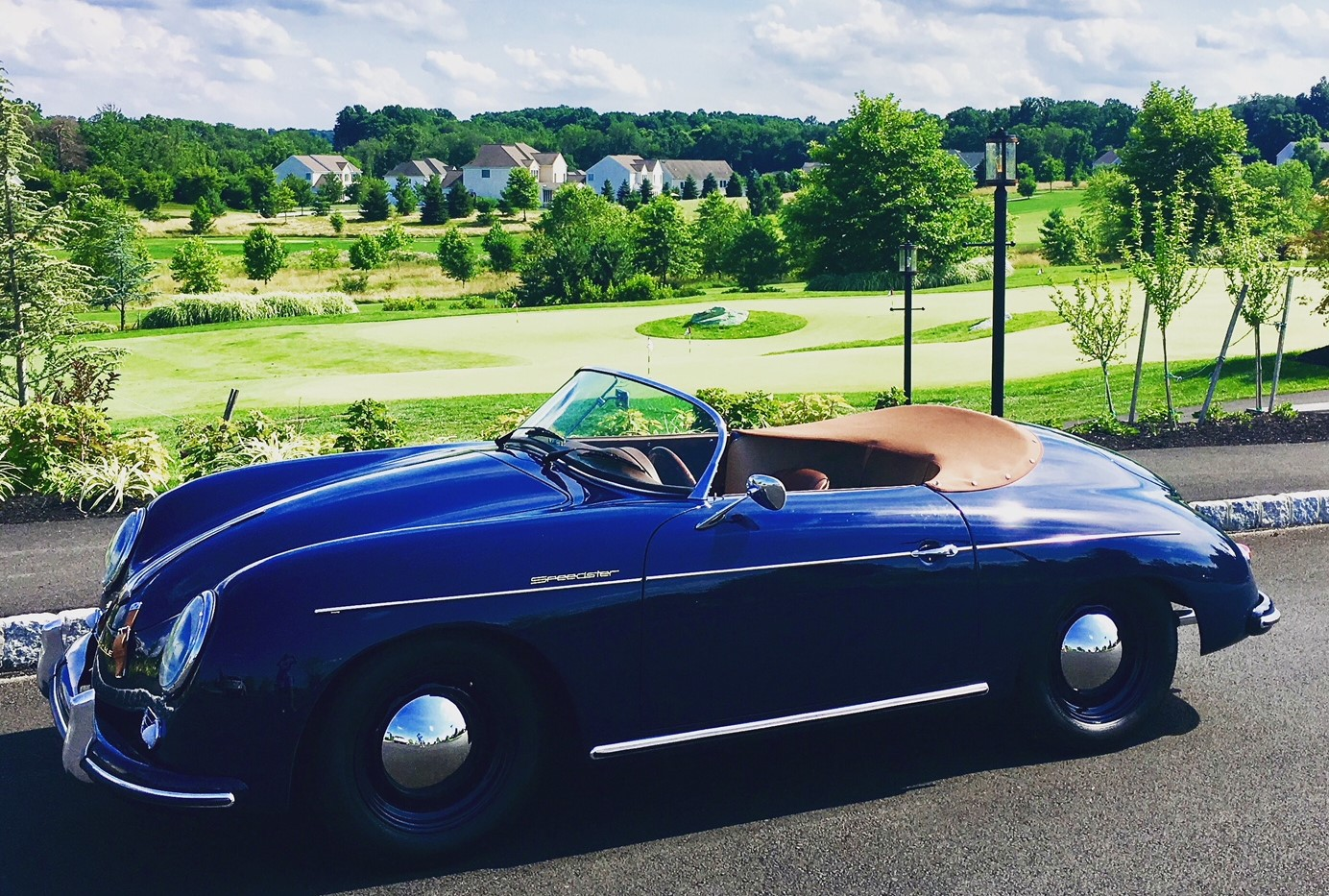 Wright Agency Car of the Week: Replica of a 1957 Porsche 356 Speedster