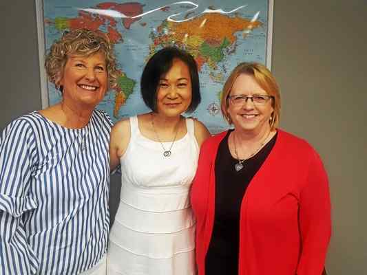 Taiwanese Immigrant Finds Success Here with Volunteer English Program, Earns WCU Degree