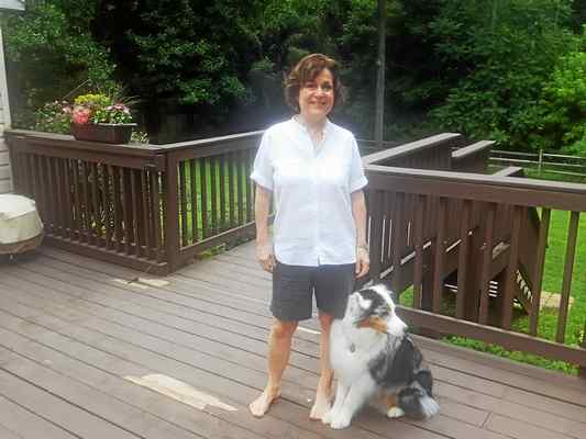 Westtown Woman, Her Dog Compete at American Kennel Club's National Obedience Championship