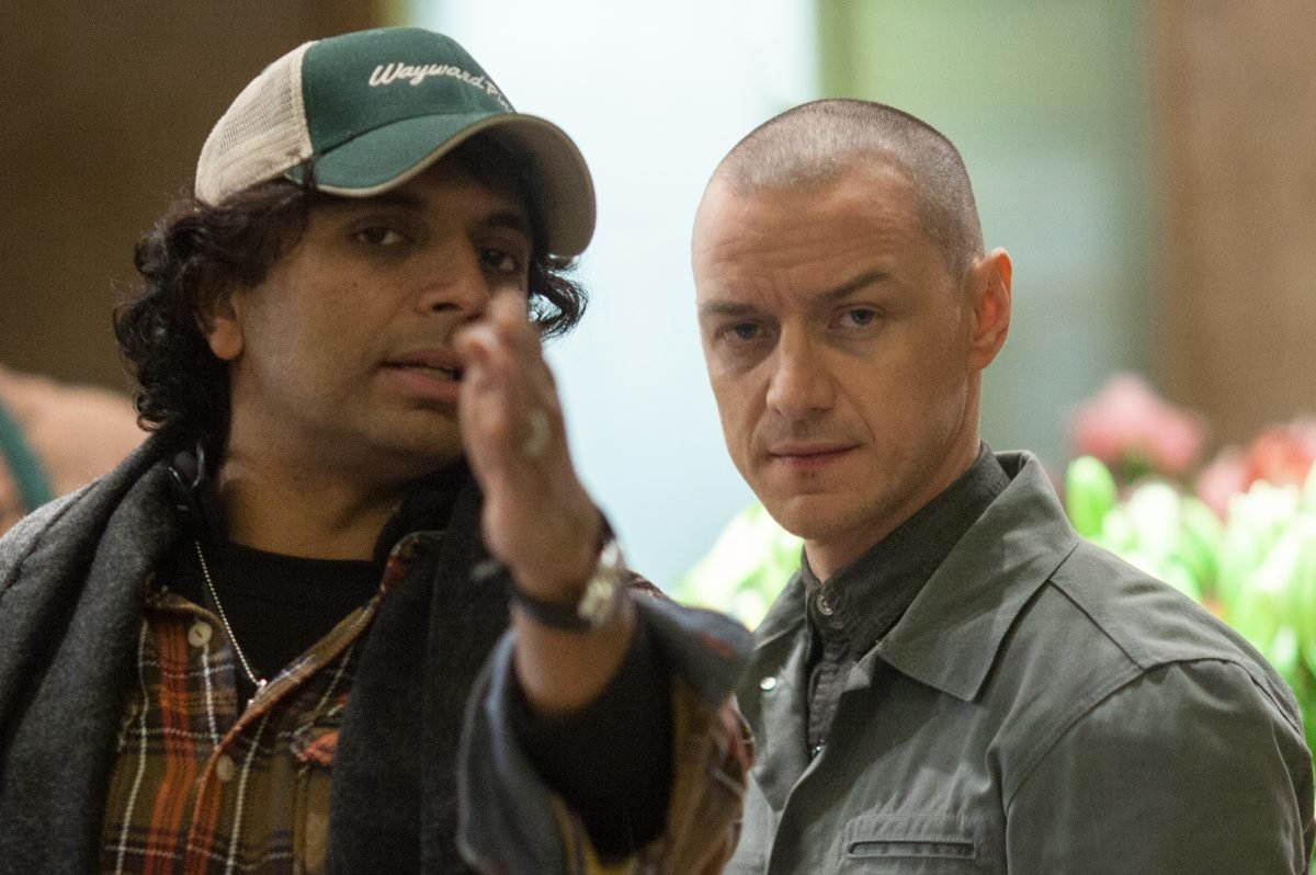 Willistown Township's M. Night Shyamalan Teases Viewers with Poster for His New Movie