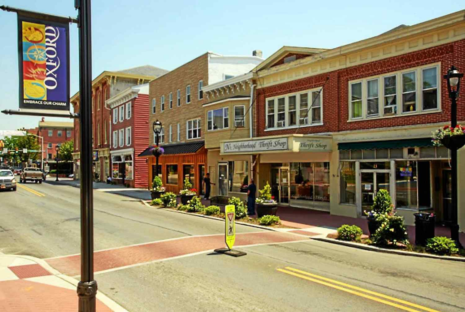 Downtown Oxford Recognized for 'Commitment to Achieving Meaningful Improvements'