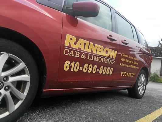 State's Failure to Reimburse Rainbow Cab and Limousine Forces It to Discontinue Cab Service