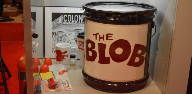 Memorabilia Collector Brings the Blob's 'Remains' to Phoenixville for Annual Blobfest