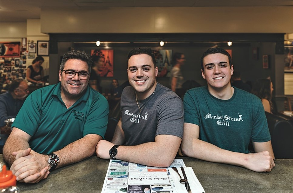 Everyone Is Family at West Chester's Market Street Grill, Downingtown's Green Street Grill