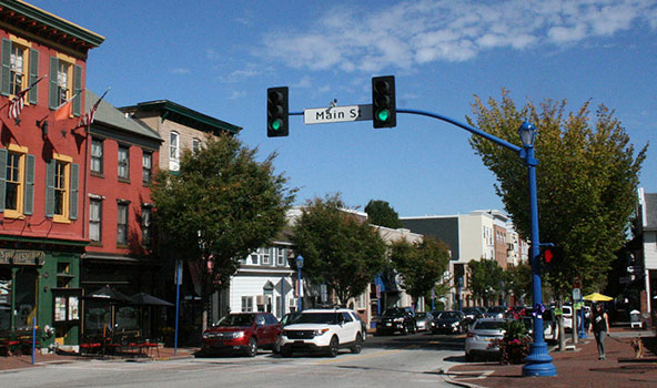 Planning Commission Releases Phoenixville Region Multimodal Transportation Study