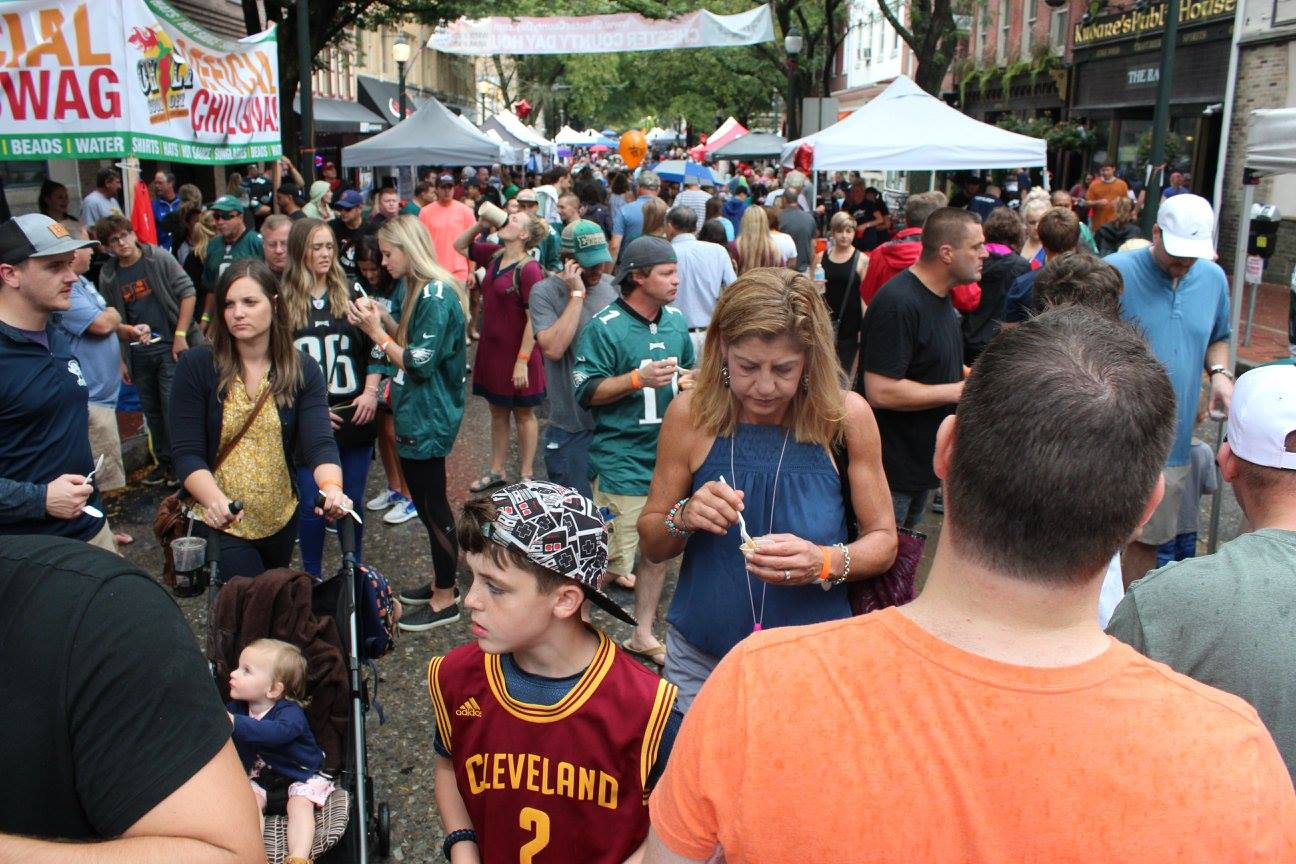 Proposed Fee Increases in West Chester Could Place Popular Outdoor Street Events in Jeopardy