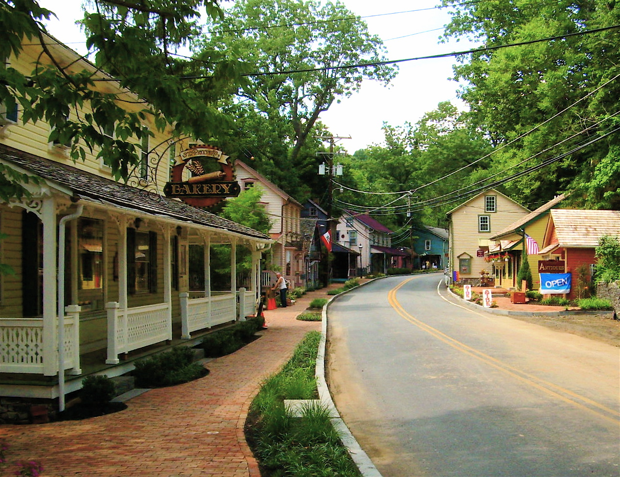 When People Visit These Five Towns in Chester County, They Never Want to Leave