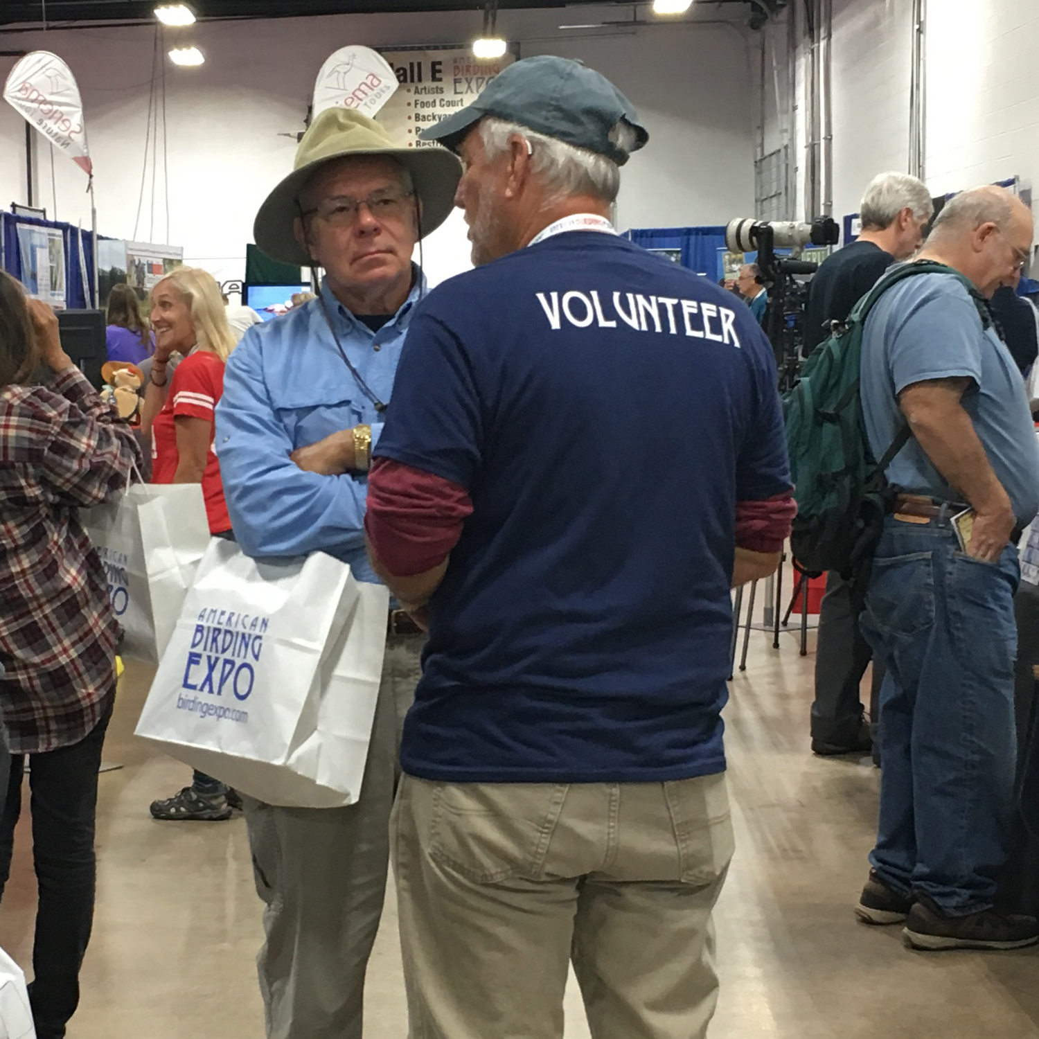 Hundreds of Volunteers Needed for American Birding Expo Coming to the Area