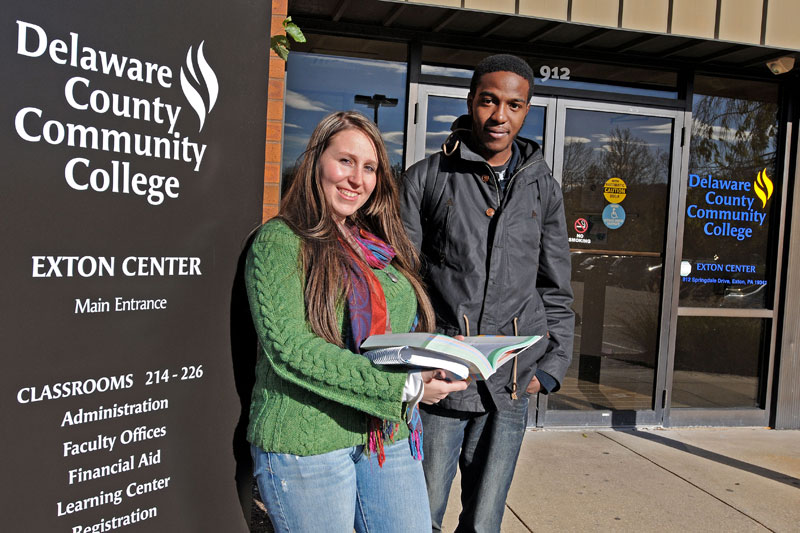 Delaware County Community College Receives $850,000 Grant from Downingtown-Based CCRES