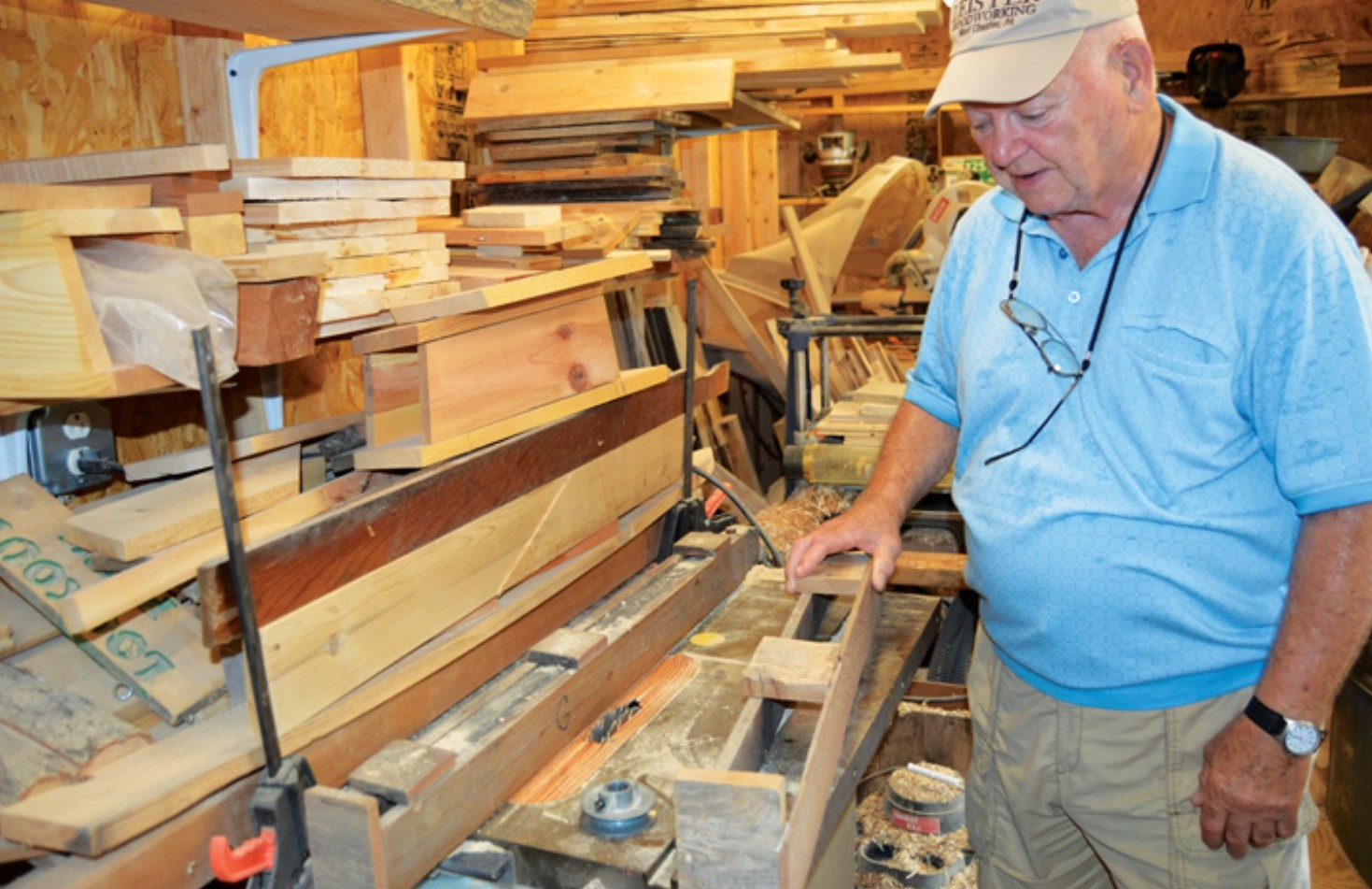 New Passion Keeps Retired Teacher from West Chester as Busy as a Bluebird