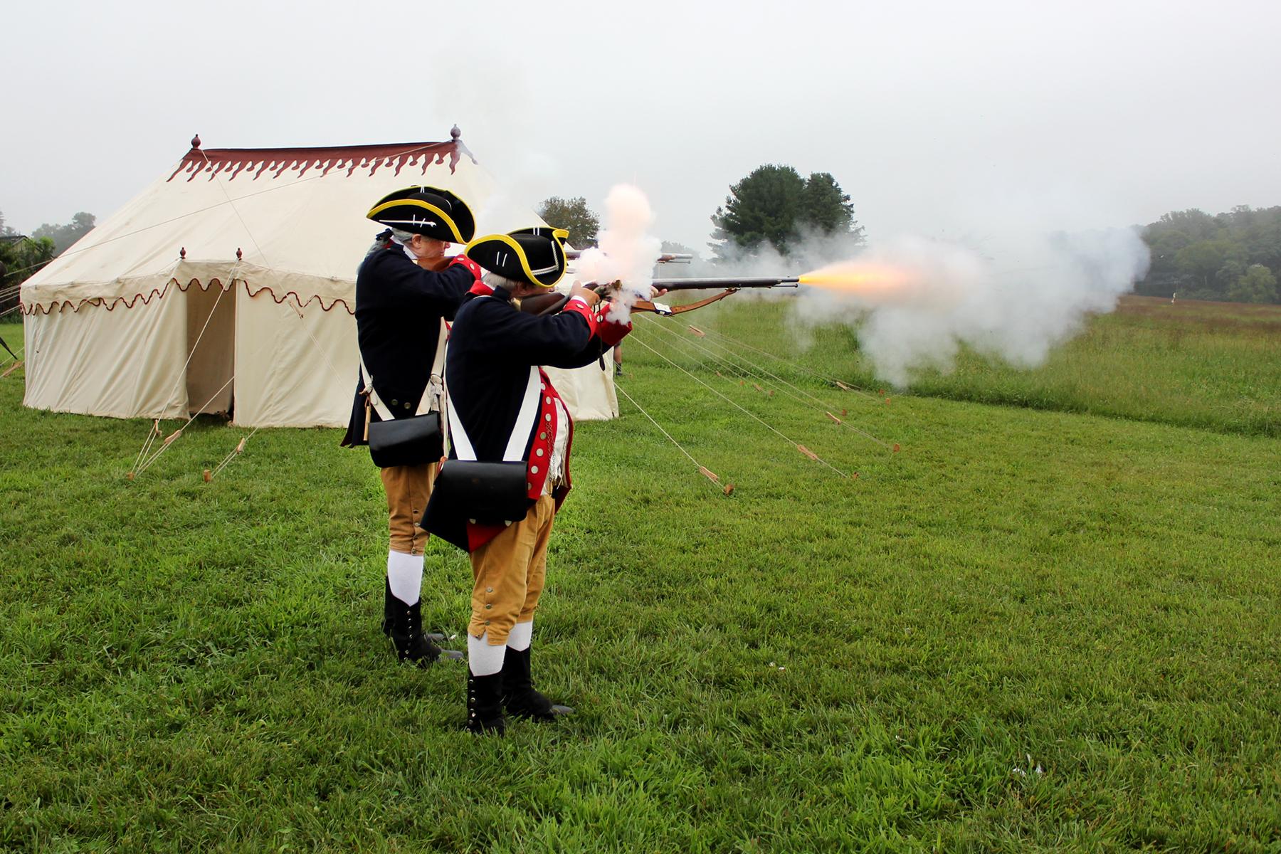 Key Brandywine Battlefield Site Preserved on Anniversary of Revolutionary War Battle