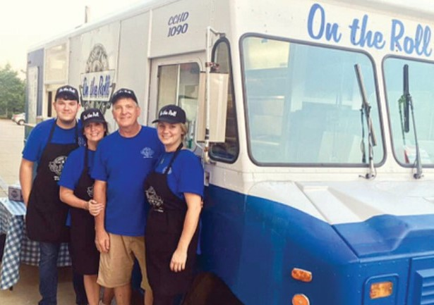 As the Food Truck Industry Flourishes, This Avondale Couple Stays 'On the Roll'