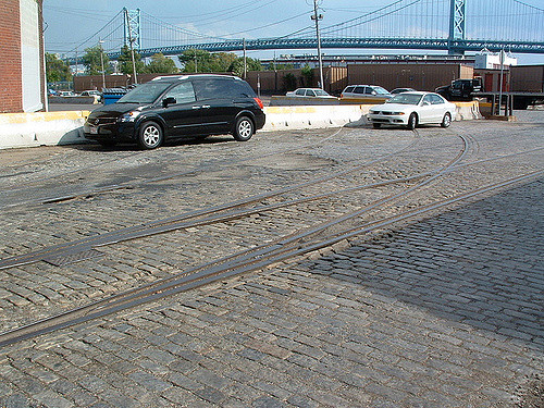 Philadelphia Has More Than 100 Miles of Inactive Trolley Tracks. Here's Why It Matters