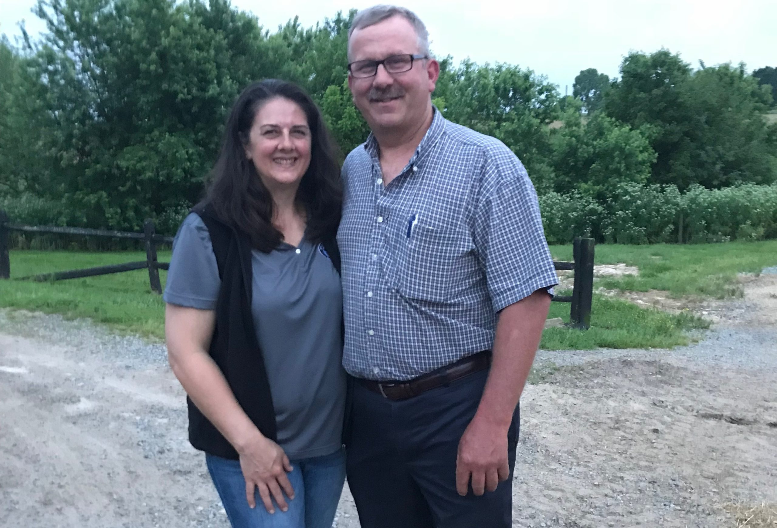 Check Out What Makes Cochranville's Duane and Marilyn Hershey the 2018 Farmers of the Year