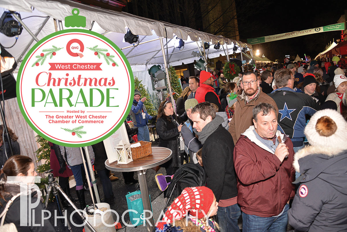 Free Fun in the Holiday Village during the QVC West Chester Christmas Parade