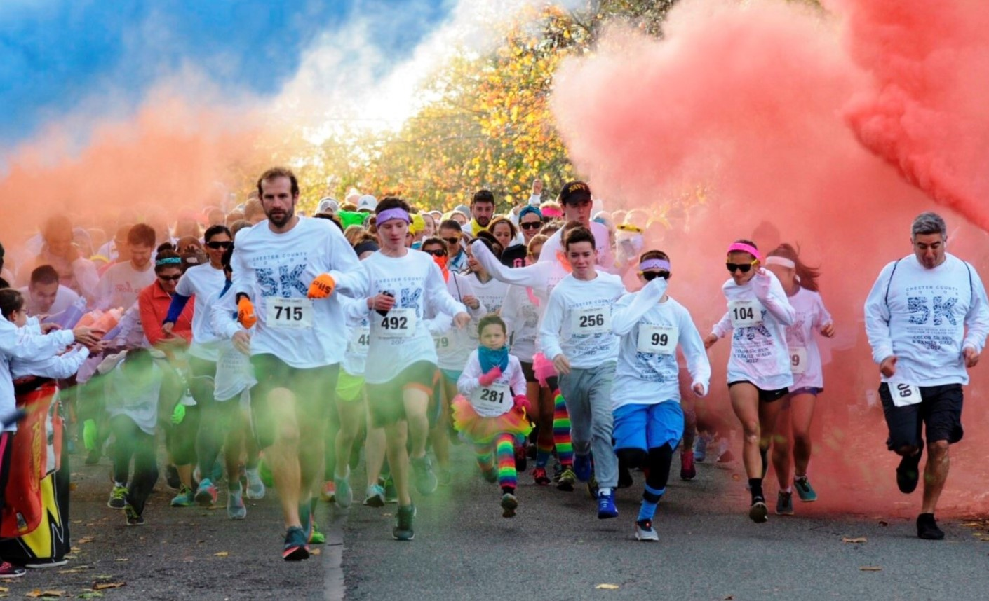 Independence Blue Cross to Sponsor County's Color 5K That Raises Funds to Combat Opioid Epidemic