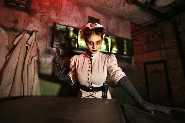 Pennsylvania Home to Some of the Best Haunted Attractions in America