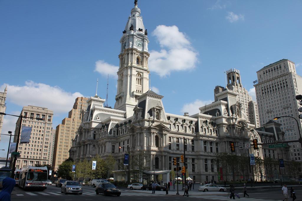 Adjusting City Hall's Clock for Daylight Saving Time a Tedious Task
