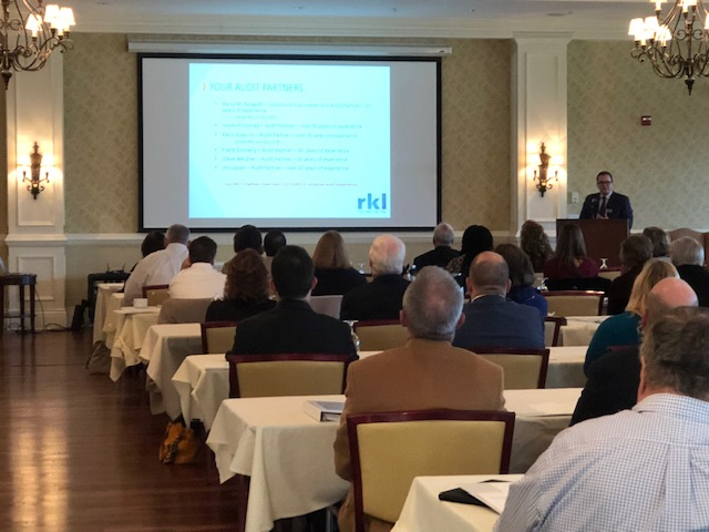Credit Union Leaders Gain Insights, Ideas at RKL's Annual Seminar in Phoenixville