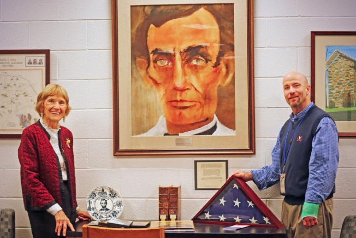 Chadds Ford Resident Makes Rare Donation to Her Alma Mater