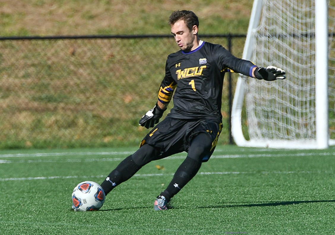 WCU's New Goalie Leads Men's Soccer Team to Division II Final Four … and a Trip Home to Pittsburgh