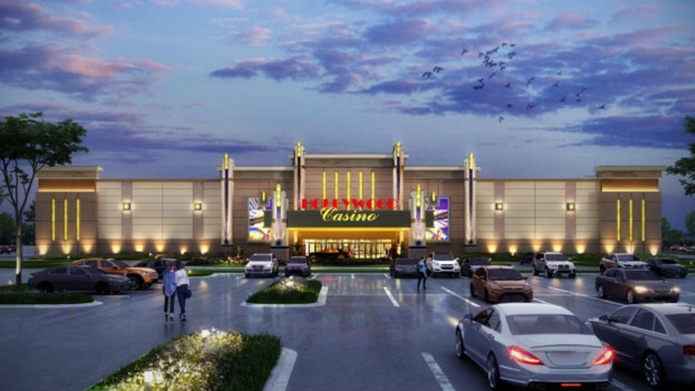 New Casino to Be Built Just Across the County Line