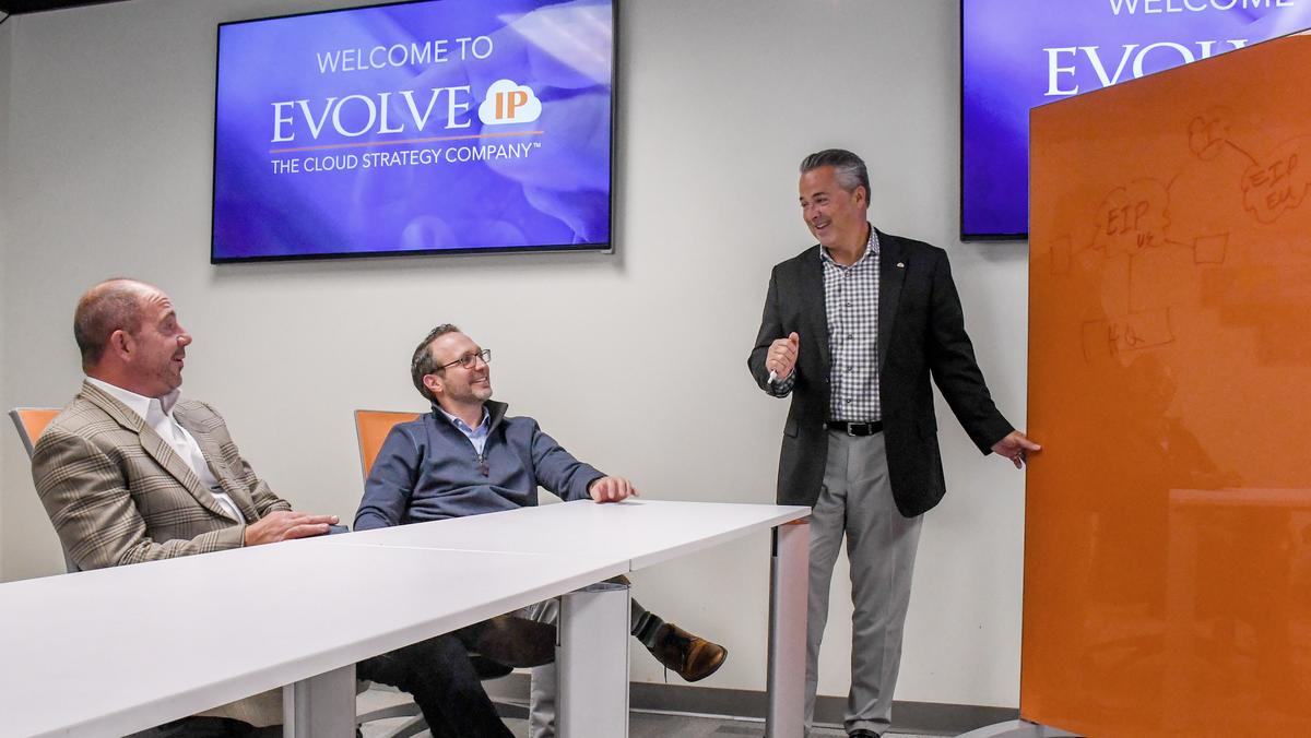 Evolve IP's Journey from Team of Three to Global Firm with 14 Offices, 400 Employees