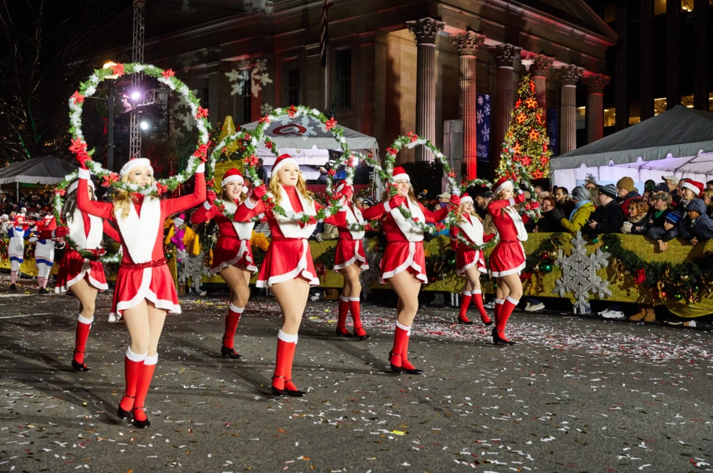 Tonight's QVC West Chester Christmas Parade Expected to Draw 45,000 Spectators to the Borough