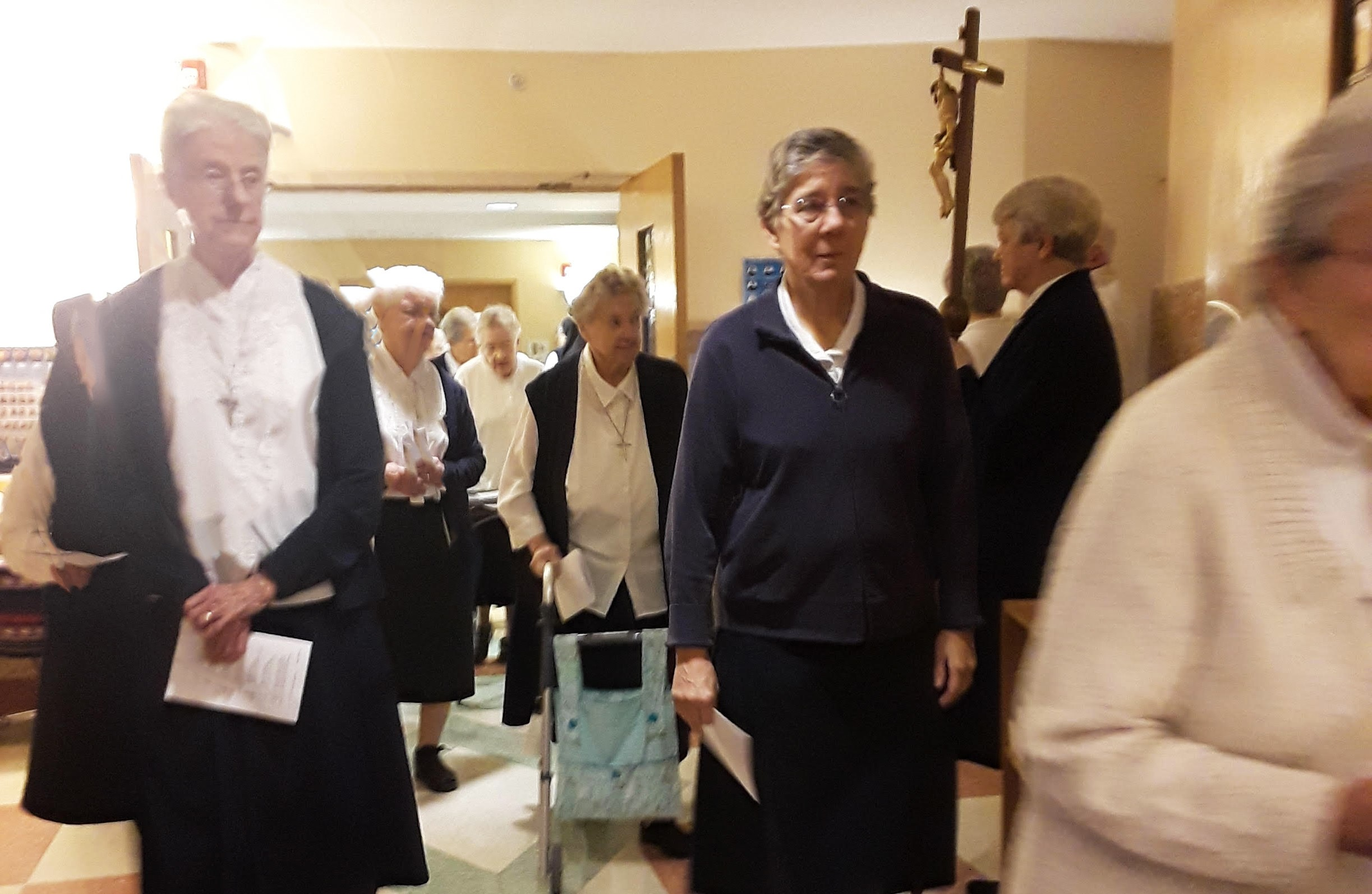 Retired Nuns in Malvern Embark on Pilgrimage That 'Took on a Different Shape'