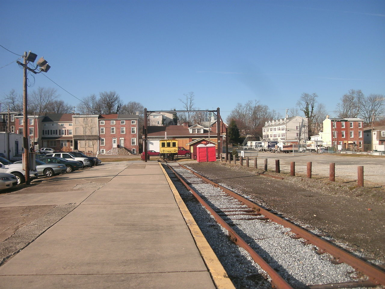 West Chester Ramps Up Attempts to Restore Rail Service