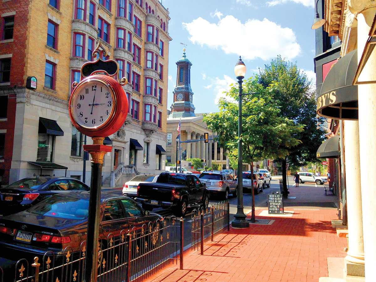 New Index Ranks Chester County as the Most Prosperous Place to Live in Pennsylvania