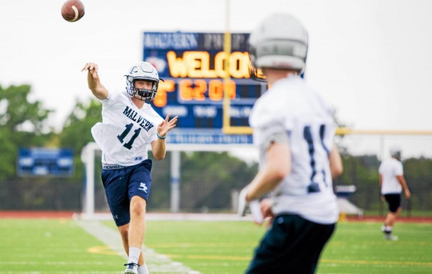 Malvern Prep Quarterback Turns Down Scholarship Offers to Walk On at Virginia Tech