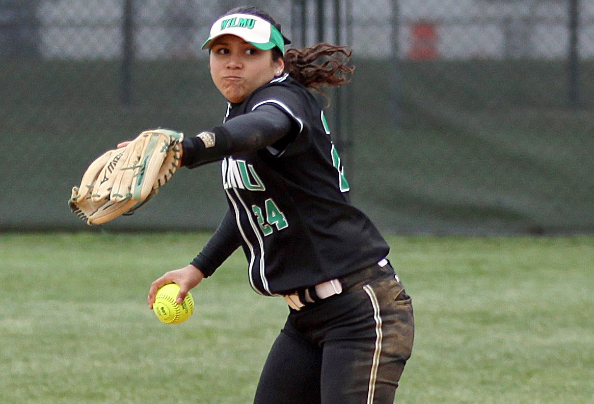 Softball's California Pipeline Brings Native American to Wilmington University