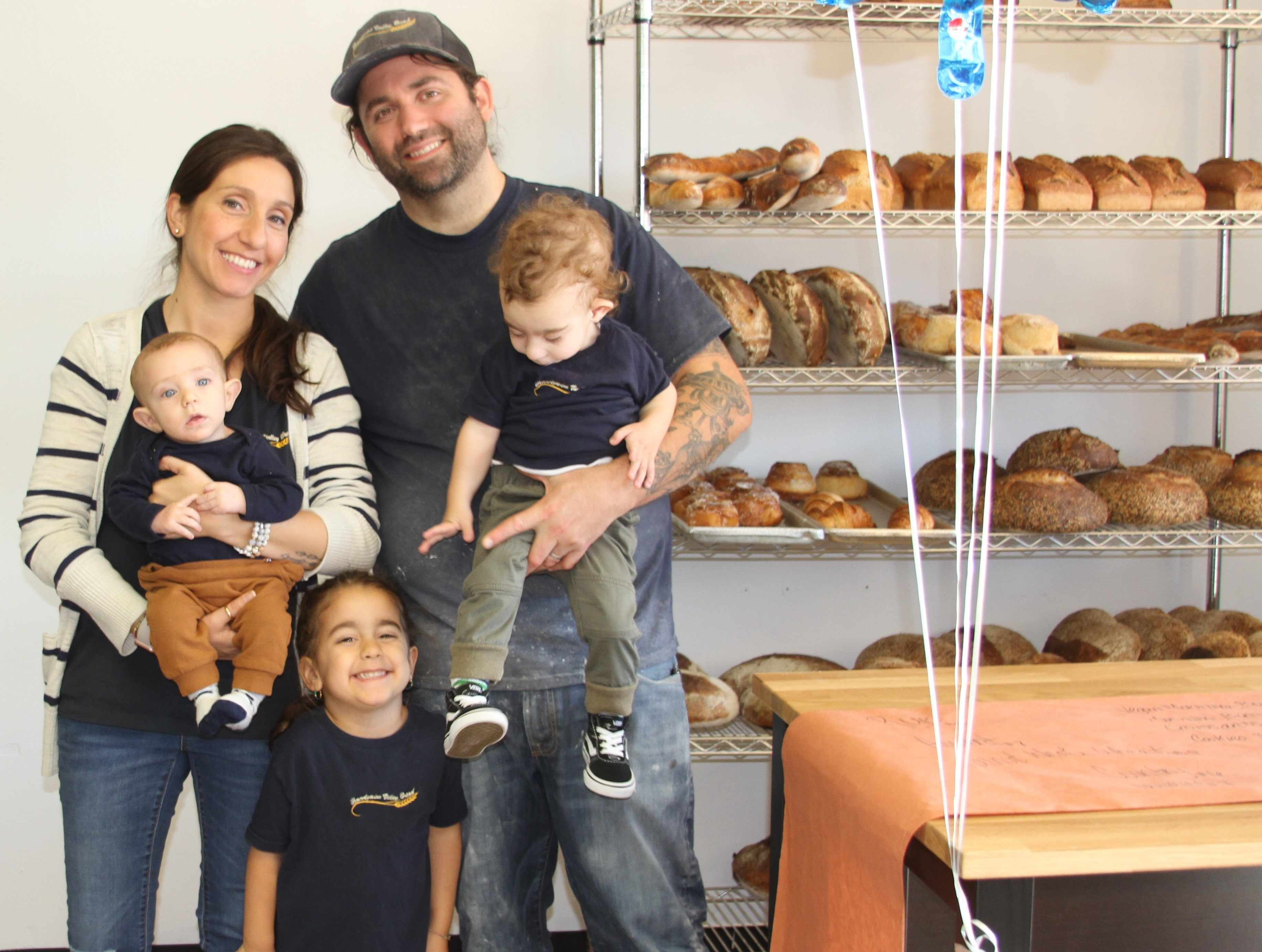 Brandywine Valley Bread Opens Storefront in Downingtown to Meet Growing Demand