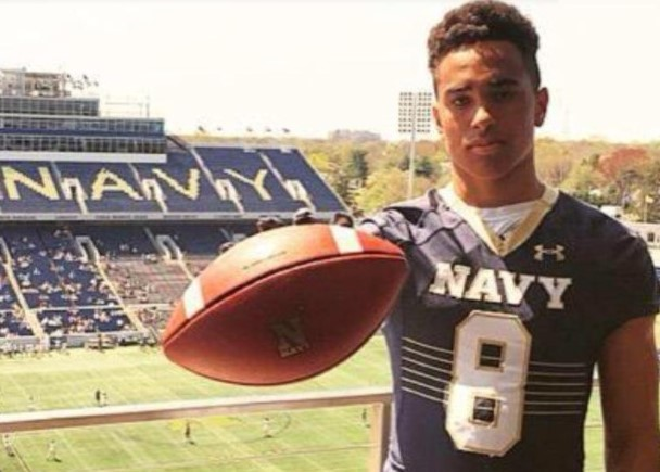 Unionville Grad to Play Key Role for Navy Football Team in Saturday's Clash with Rival Army