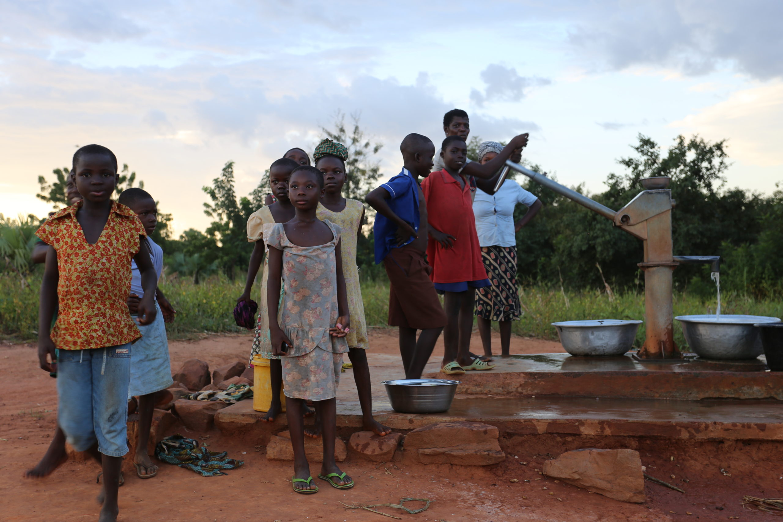 Local Drilling Company Provides Life-Giving Water to Millions of People in Africa