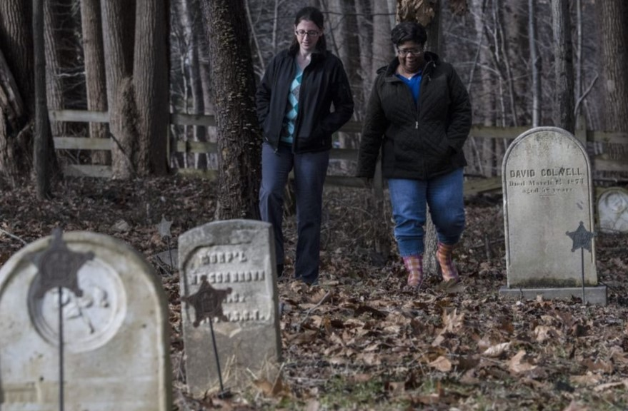 Neglected African-American Cemetery in Kennett Township to Finally Receive Historical Recognition