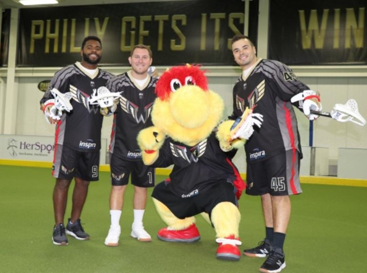 Philadelphia's New Lacrosse Team Knew Who to Turn to as It Developed Its Mascot