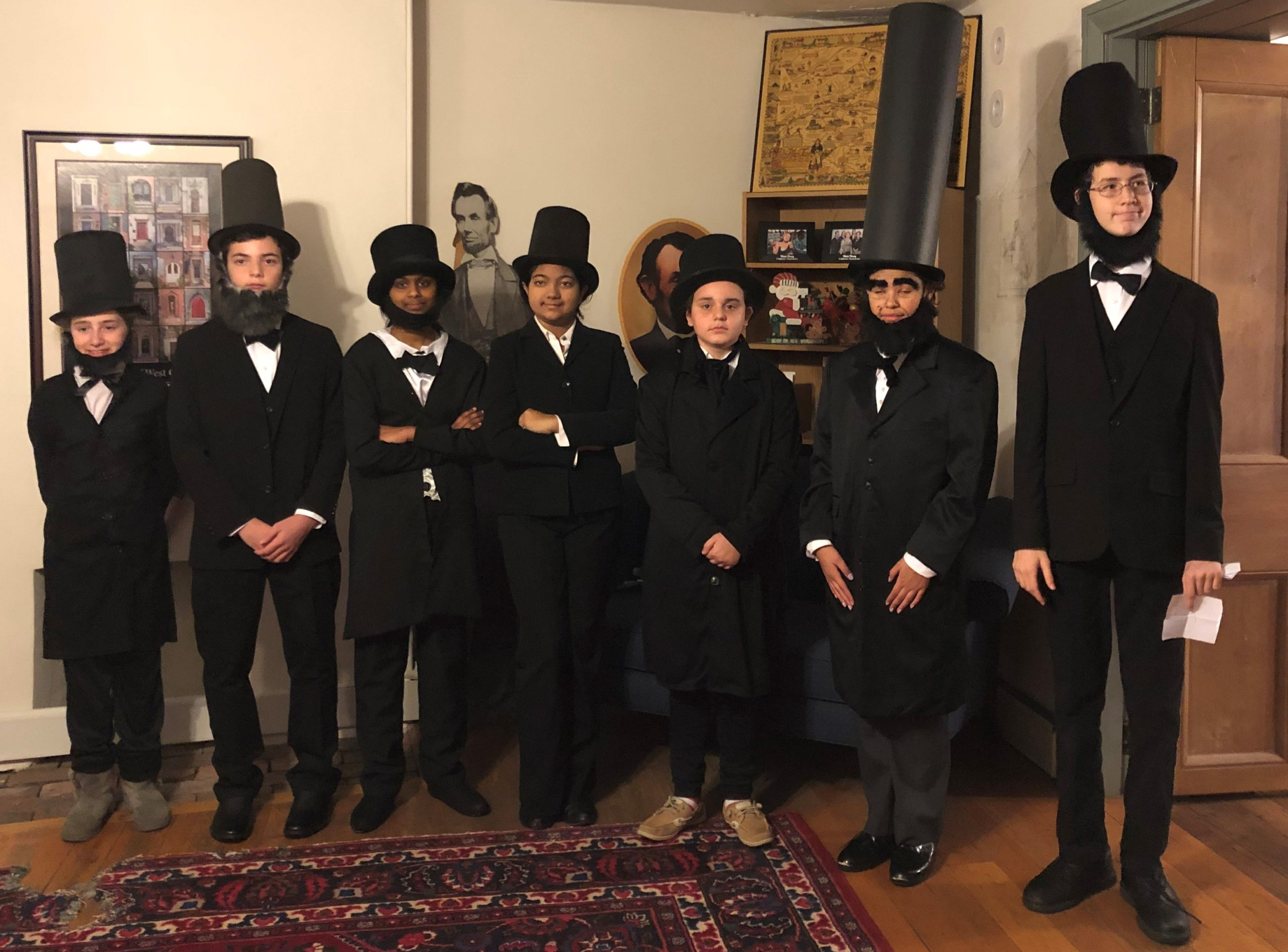 'Little Lincolns' Compete in 20th Annual Gettysburg Address Contest in West Chester