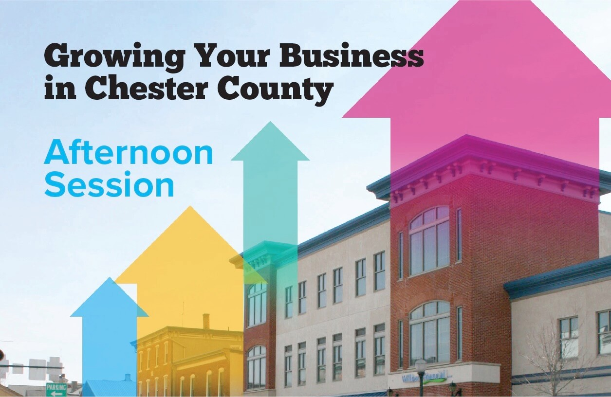 Spring into New Business with Seminar Focused on Expanding your Business in Chester County