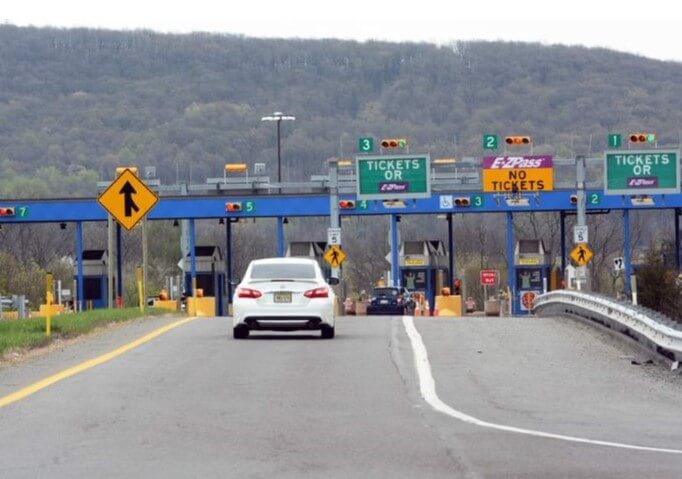 Pennsylvania Turnpike Tolls to Increase for 11th Consecutive Year