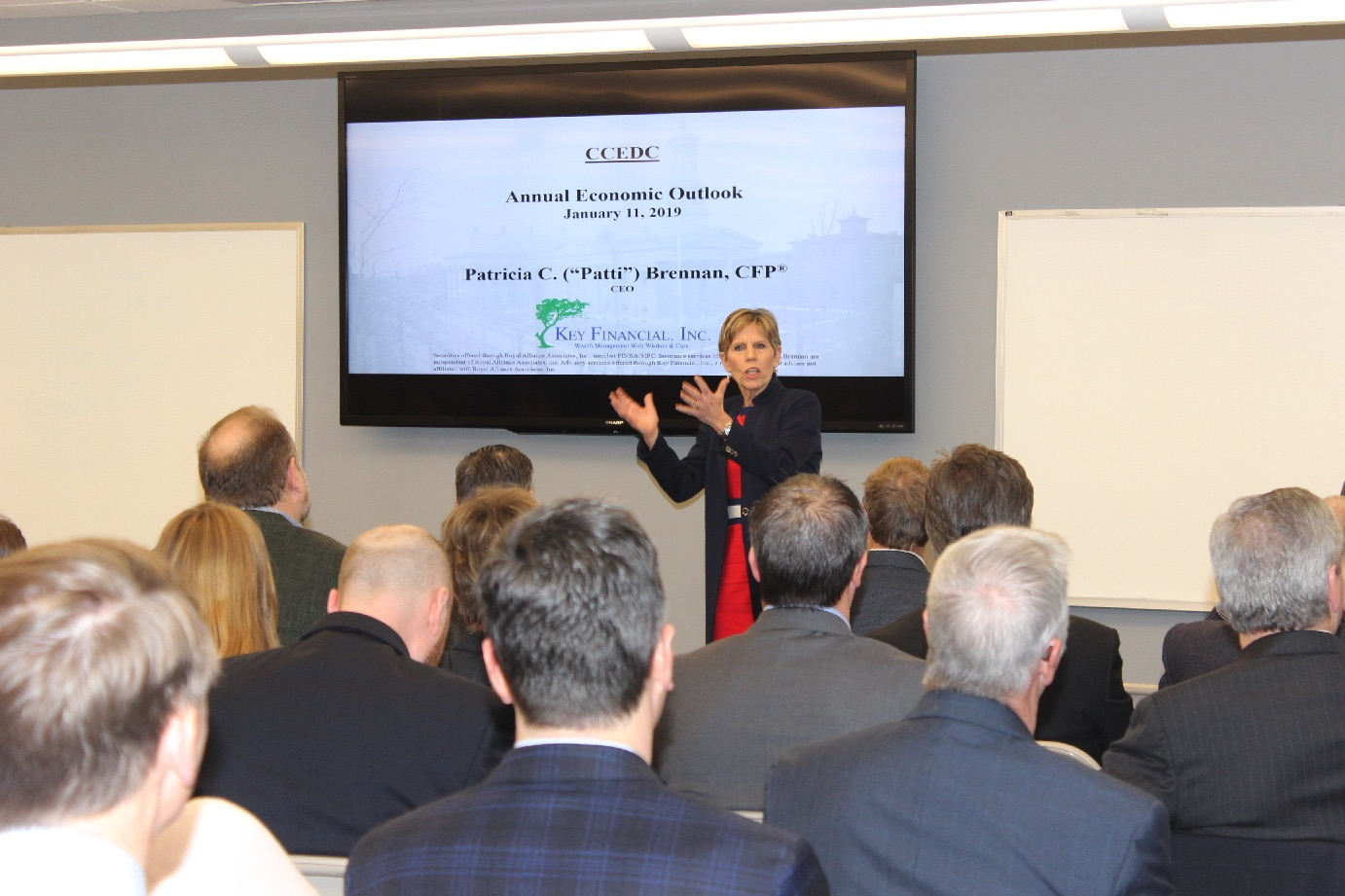 CCEDC Hosts 15th Annual Economic Outlook: Don't Count the Economy Out!