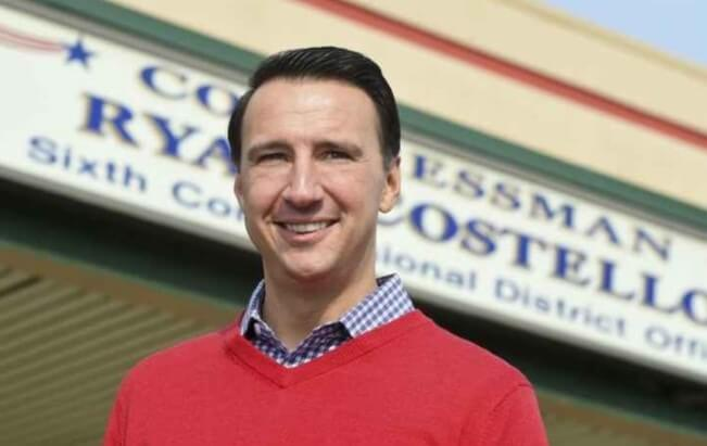 Former Congressman Ryan Costello Stays Engaged in Policy, Starts Consulting Company