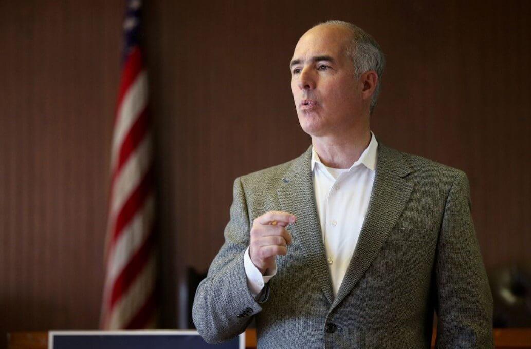 Sen. Bob Casey Ends Speculation on Potential Presidential Run