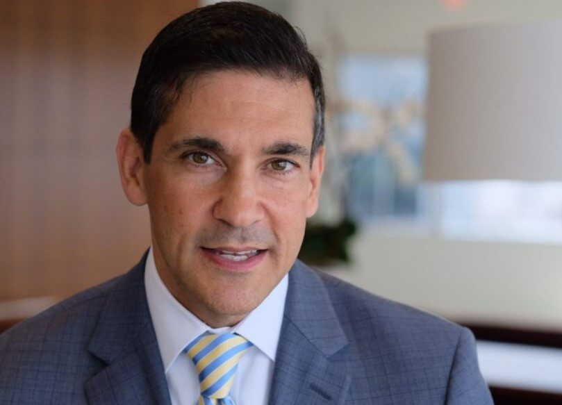 As State's GOP Chief, Val DiGiorgio Presents Strategy for Trump's Re-Election in 2020
