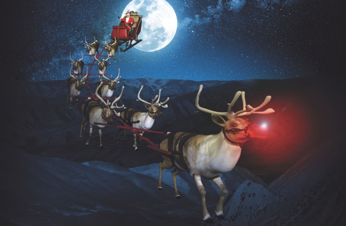 Exton-Based Analytical Graphics Helped NORAD Track Santa on Christmas Eve