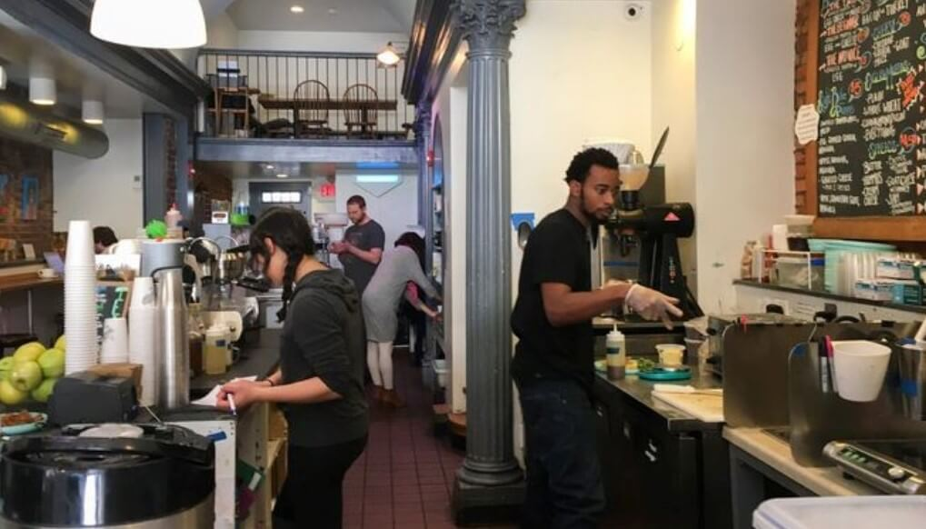 Wayne Native's Coffee Shop in City Helps Former Foster Kids Find Employment, Success