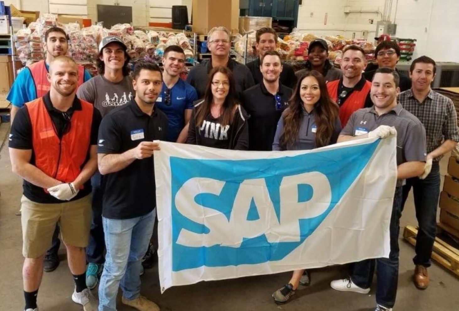 FROM DELCO: Check Out Where Fortune Ranks SAP Among the 50 Best Workplaces in Technology