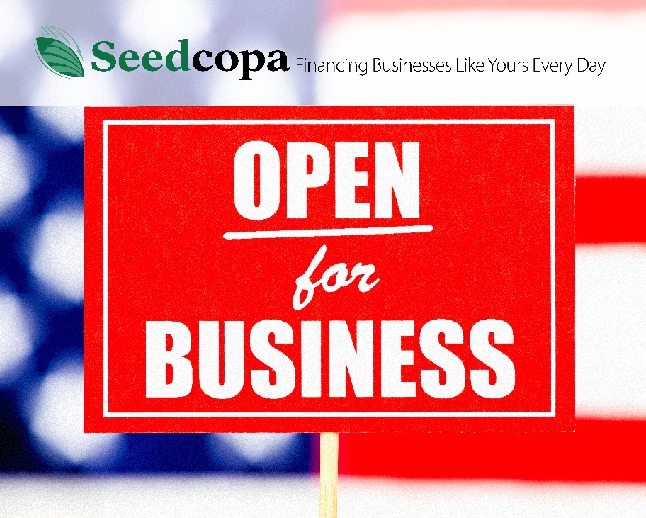 Seedcopa Prepares Business Loan Applications During Government Shutdown