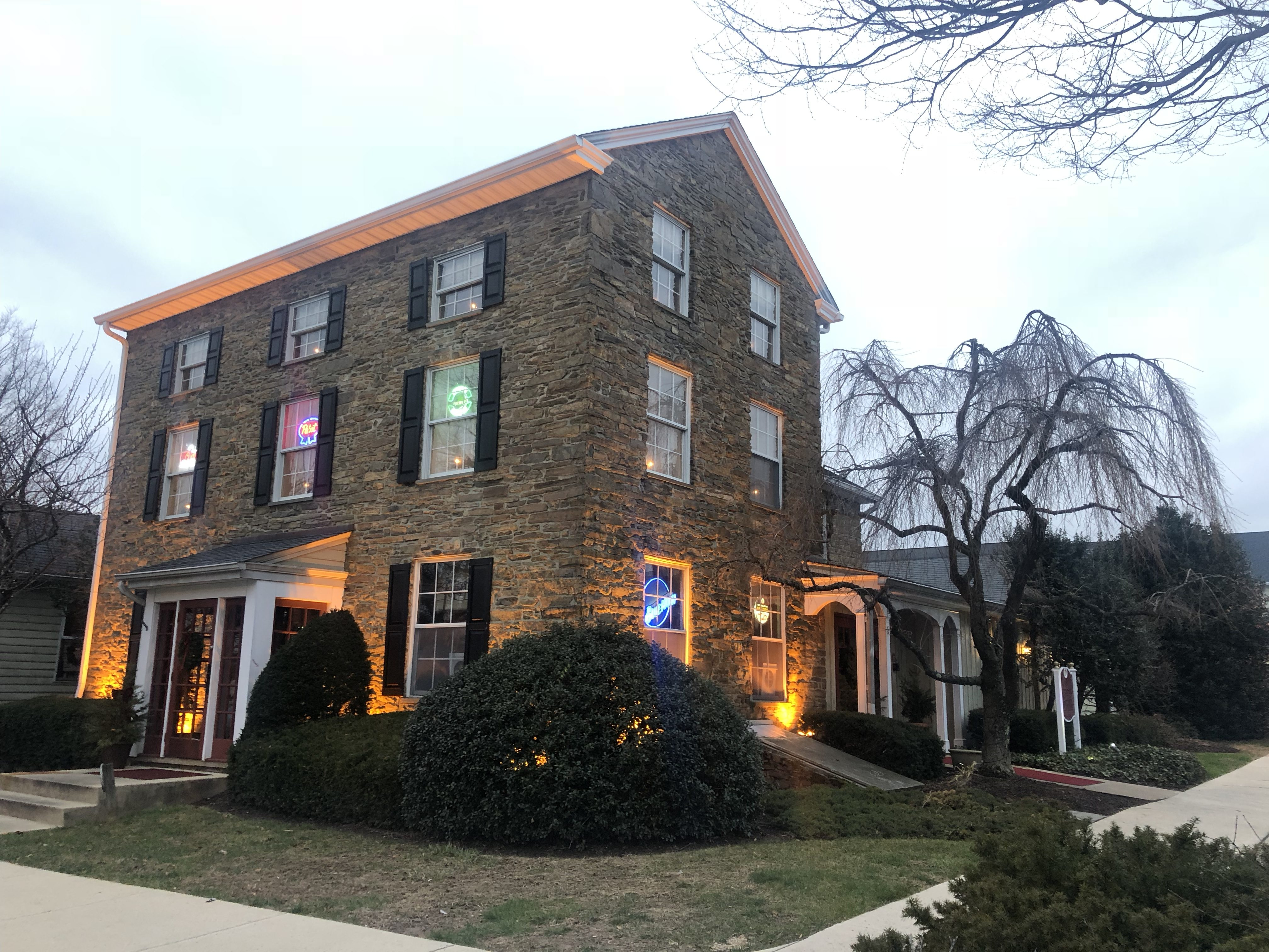 FROM MONTCO: Modestines Sell Village Tavern to Designer James Morrissey